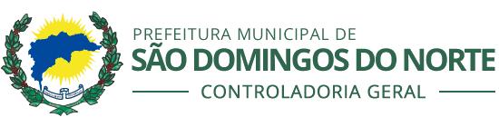 PREFEITURA SÃO DOMINGOS DO NORTE - ES - CONTROLADORIA GERAL